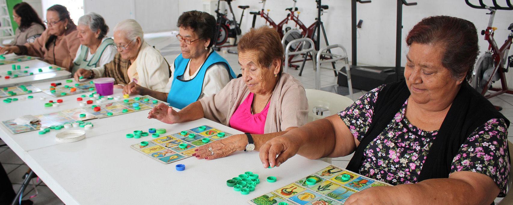 Juegos Para Los Adultos Mayores