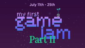 Game Dev Adventure #6 - My First Game Jam Part 2
