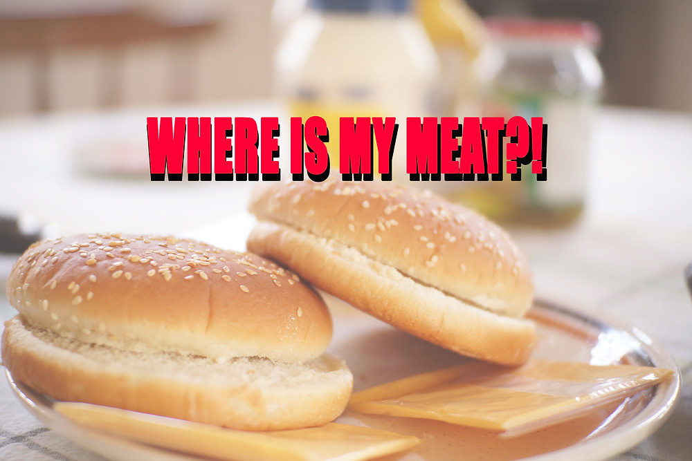 Where is my meat?! Friendship request system meme