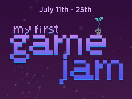 Game Dev Adventure #5 - My First Game Jam Part 1