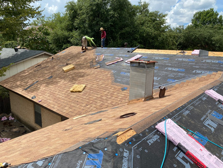 5 Causes of Roof repairs in DFW