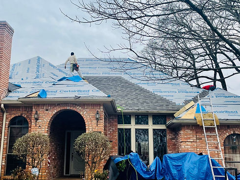 Roofer near me Coppell TX - Peak Roofing DFW