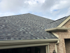 Shingle roof replacement Grapevine TX - Peak Roofing DFW