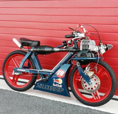Solex Super Proto moteur Kreidlex