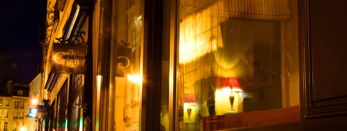 Series 6e.Nuit.Vide // Title Chaleur