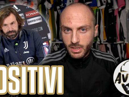 Alex Sandro e Cuadrado positivi. Per Pirlo Milan-Juventus non è decisiva ||| Speciale Avsim