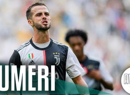 Pjanic verticalizza e gioca sempre di prima     Avsim Tattica post Juventus-SPAL 2-0
