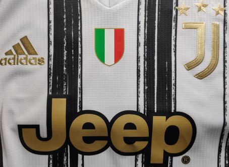 Le immagini della nuova maglia Juventus home 2020/2021