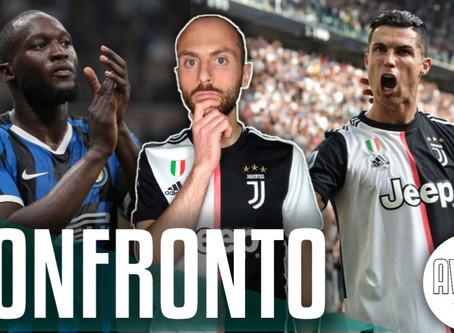 Chi è più forte tra Lukaku e Ronaldo?     Avsim Tattica pre Inter-Juventus