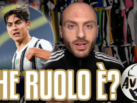Dybala centrocampista o attaccante? Confronto con Allegri, Sarri e Pirlo ||| Avsim Zoom