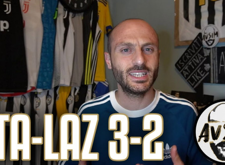 Atalanta inesauribile, Lazio impreparata. Juve a +4 ||| Avsim Post Atalanta-Lazio 3-2