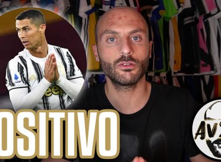 Cristiano Ronaldo positivo al COVID. Rischia il Barcellona? Gli anti Juve godono ||| Speciale Avsim