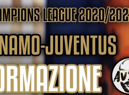 Sondaggio formazione Dinamo Kiev-Juventus Champions League     Avsim Dibattito