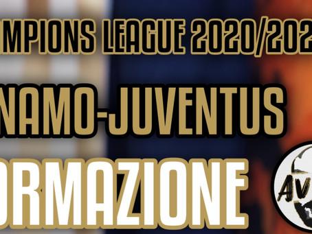 Sondaggio formazione Dinamo Kiev-Juventus Champions League ||| Avsim Dibattito