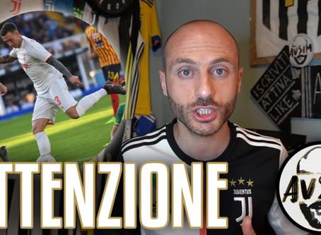 Juventus-Lecce: formazioni, tattica, dichiarazioni di Sarri e Liverani ||| Avsim Prepartita