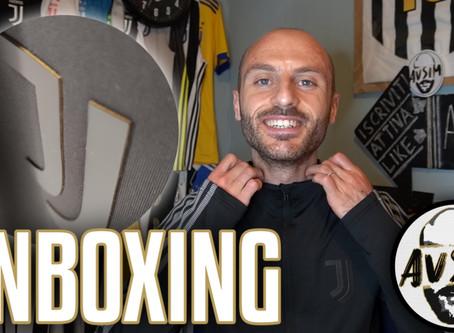 Unboxing Juventus Anthem Jacket 2020/2021 e asta benefica ||| Avsim Unboxing