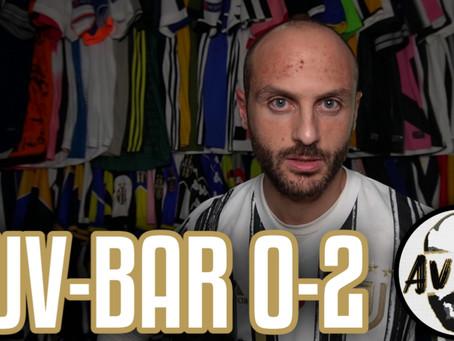 Avvilente. Juve priva di sostanza. Zero tiri in porta     Avsim Post Juventus-Barcellona 0-2