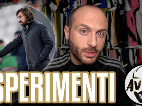 Pirlo Tactics: Juventus-Genoa 3-2 Coppa Italia ||| Avsim Tattica