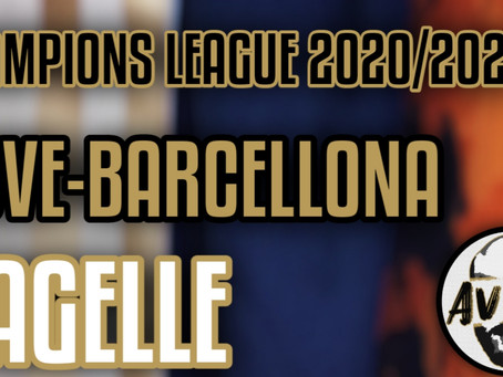 Sondaggio pagelle Juventus-Barcellona Champions League ||| Avsim Dibattito
