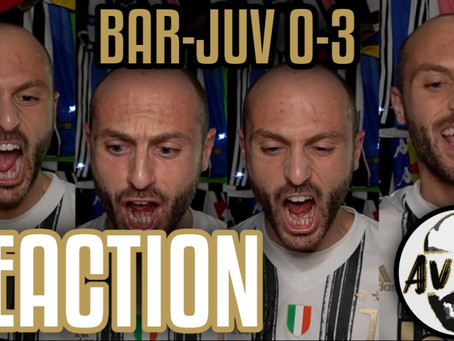 Barcellona-Juventus 0-3 live reaction ||| Avsim Live