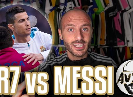 Ronaldo contro Messi! Commento sorteggio Champions Juve, Inter, Atalanta, Lazio ||| Speciale Avsim
