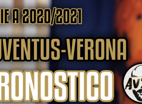 Sondaggio pronostico Juventus-Verona Serie A     Avsim Dibattito