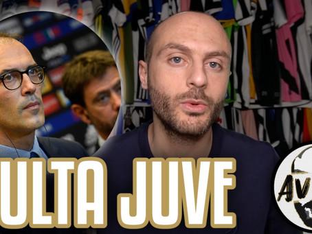 Juventus multata per i tamponi. Giornalisti da querela ||| Avsim Zoom