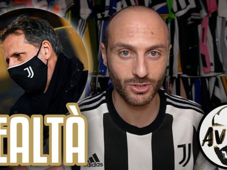 Il mercato della realtà per la Juventus 2021 ||| Mercato Avsim