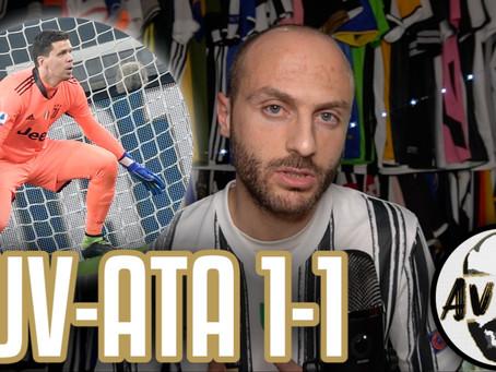 Pari giusto ma prestazione deludente. Dov'è l'attacco?     Avsim Post Juventus-Atalanta 1-1