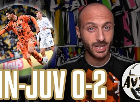 Doppio Morata e buona Juve in attacco. Vittoria netta ||| Avsim Post Dinamo Kiev-Juventus 0-2