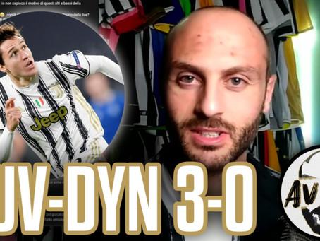 Super Chiesa e la Juve sorride     Avsim Post Juventus-Dinamo Kiev 3-0