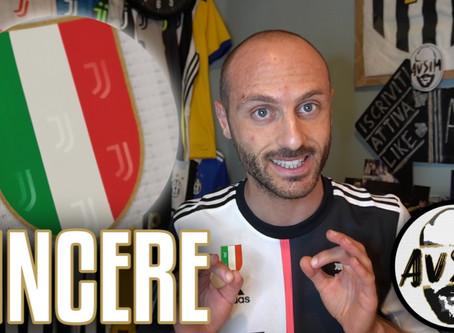 Juventus-Sampdoria: hashtag scudetto, formazioni, le parole di Sarri ||| Avsim Prepartita