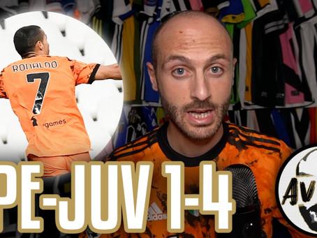 Juve difettosa salvata da Ronaldo. 3 punti d'oro     Avsim Post Spezia-Juventus 1-4