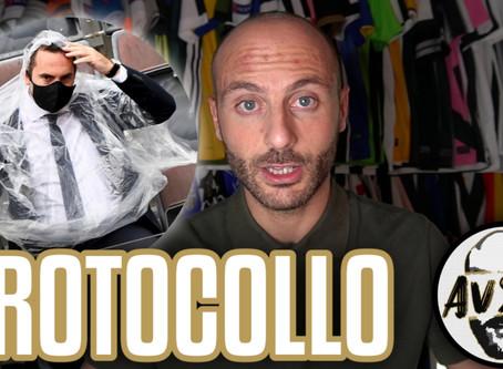 Ronaldo ha violato il protocollo? Botta e risposta Spadafora-Agnelli ||| Speciale Avsim
