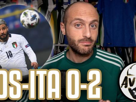 Insigne fuoriclasse? Alle Final Four, ma stiamo calmi     Avsim Post Bosnia-Italia 0-2