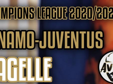 Sondaggio pagelle Dinamo Kiev-Juventus Champions League ||| Avsim Dibattito