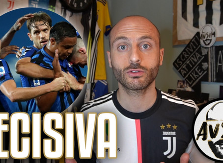 Juventus-Atalanta: formazioni, tattica, le parole di Sarri e Gasperini ||| Avsim Prepartita