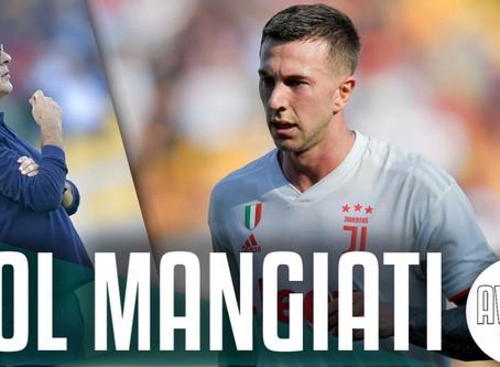 Perché la Juve non ha vinto contro il Lecce     Avsim Tattica post Lecce-Juventus 1-1