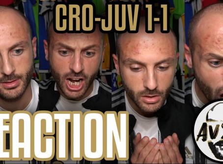Crotone-Juventus 1-1 live reaction     Avsim Live
