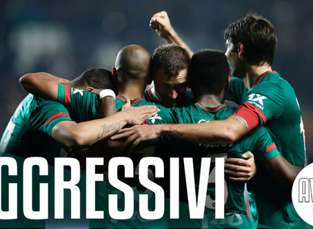 Come gioca la Lokomotiv Mosca     Avsim Tattica pre Juventus-Lokomotiv Mosca