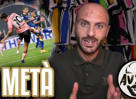 Juventus-Verona 1-1 giorno dopo: Dybala, Bernardeschi, Pirlo e moviola ||| Avsim Zoom
