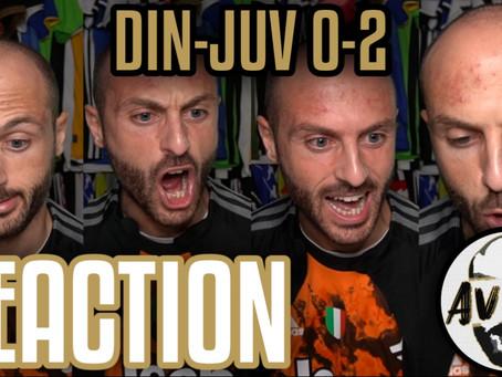 Dinamo Kiev-Juventus 0-2 live reaction ||| Avsim Live