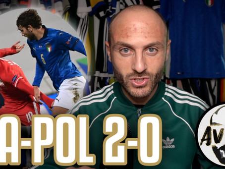 Italia quasi perfetta. Final Four Nations League a un passo     Avsim Post Italia-Polonia 2-0
