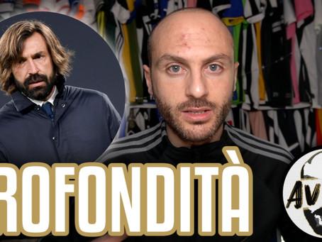 Pirlo Tactics: Juventus-Udinese 4-1 ||| Avsim Tattica