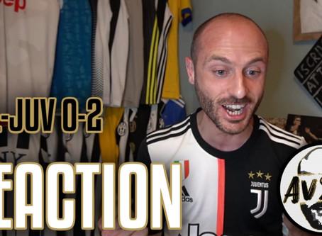 Bologna-Juventus 0-2 live reaction     Avsim Live
