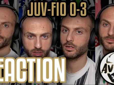 Juventus-Fiorentina 0-3 live reaction ||| Asim Live