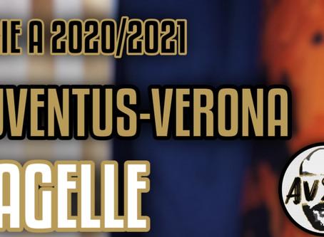 Sondaggio pagelle Juventus-Verona Serie A     Avsim Dibattito