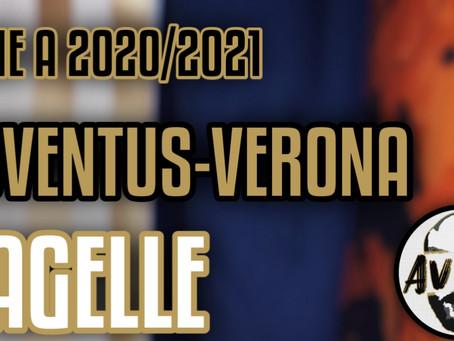 Sondaggio pagelle Juventus-Verona Serie A ||| Avsim Dibattito