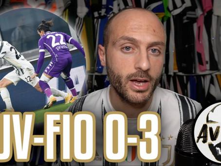 Addio scudetto. Disastro annunciato. Delusione assoluta     Avsim Post Juventus-Fiorentina 0-3