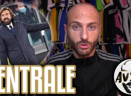 Pirlo tactics: Juventus-Verona 1-1     Avsim Tattica